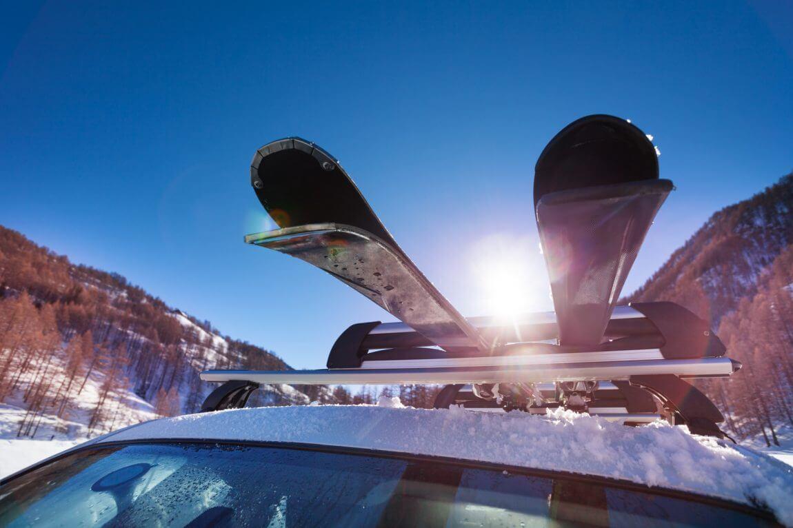 Wyjazd samochodem w góry