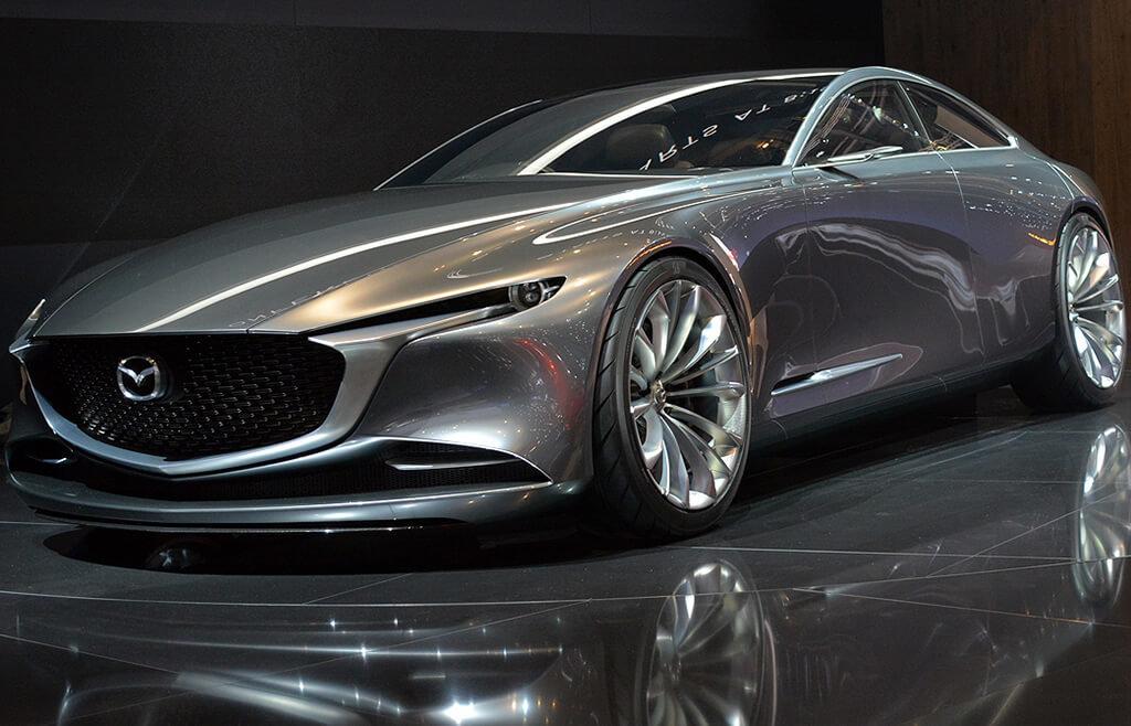 Mazda Vision nakespozycji