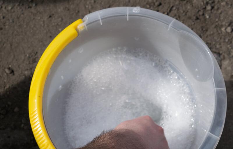 Ręczne mycie