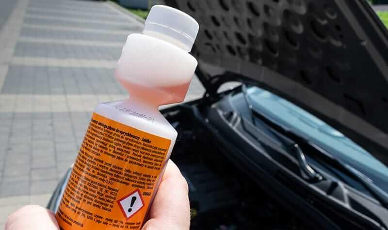 Koncentrat płynu dospryskiwaczy MojeAuto