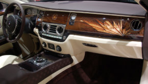 Kokpit w samochodzie
