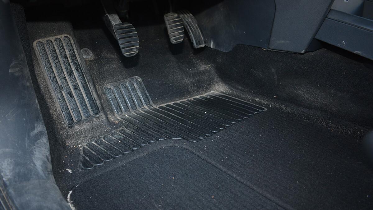 Czyszczenie dywaników