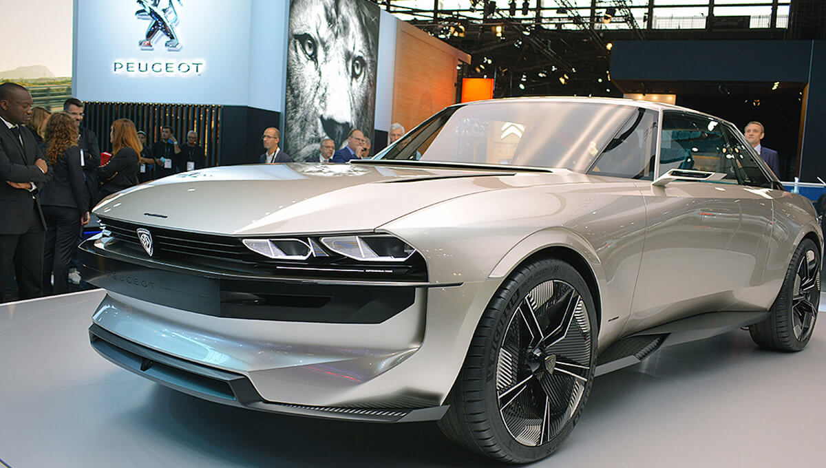 Nowy Peugeot