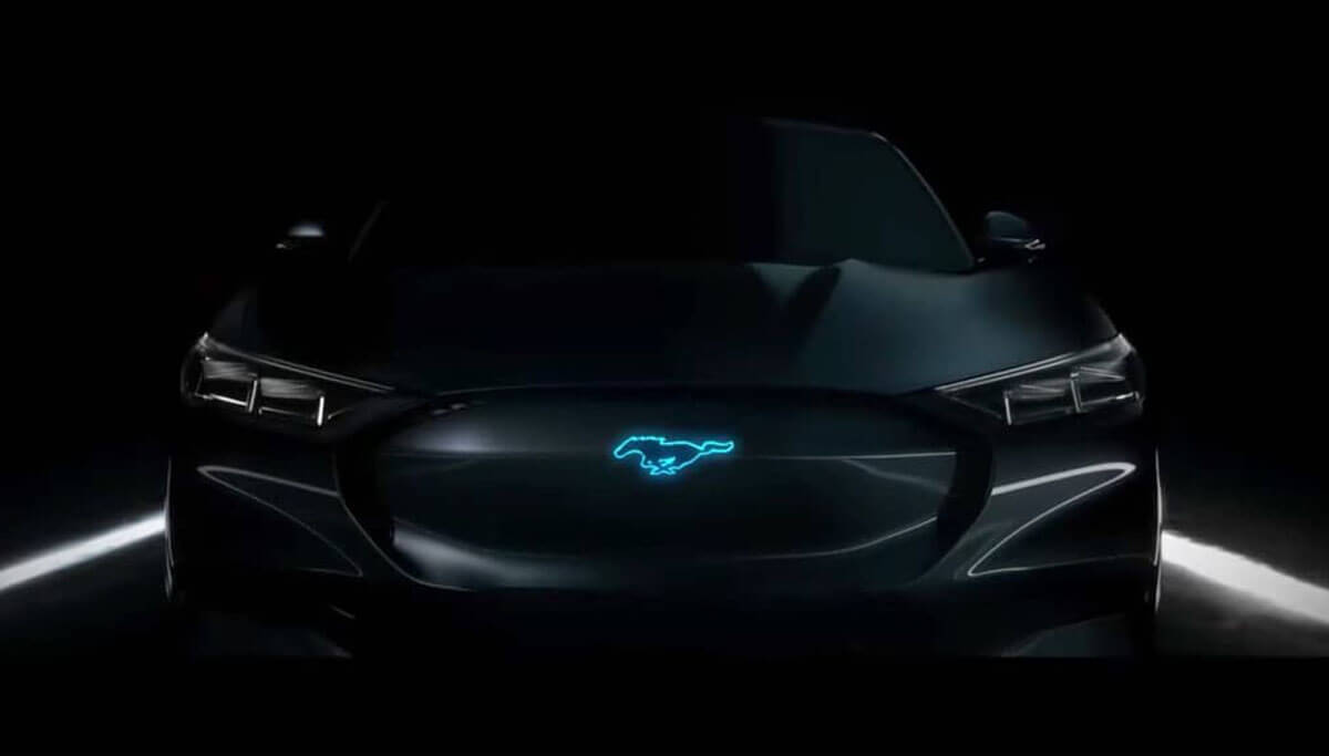 Elektryczny SUV od Forda