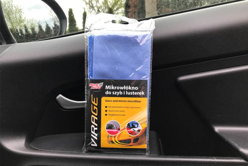 Mikrowłókno - czym umyć samochód