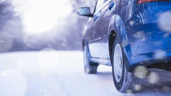 Jak powinno wyglądać hamowanie zimą?