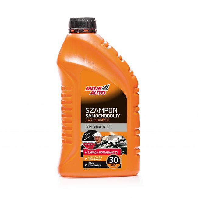Moje Auto Szampon Samochodowy bez wosku