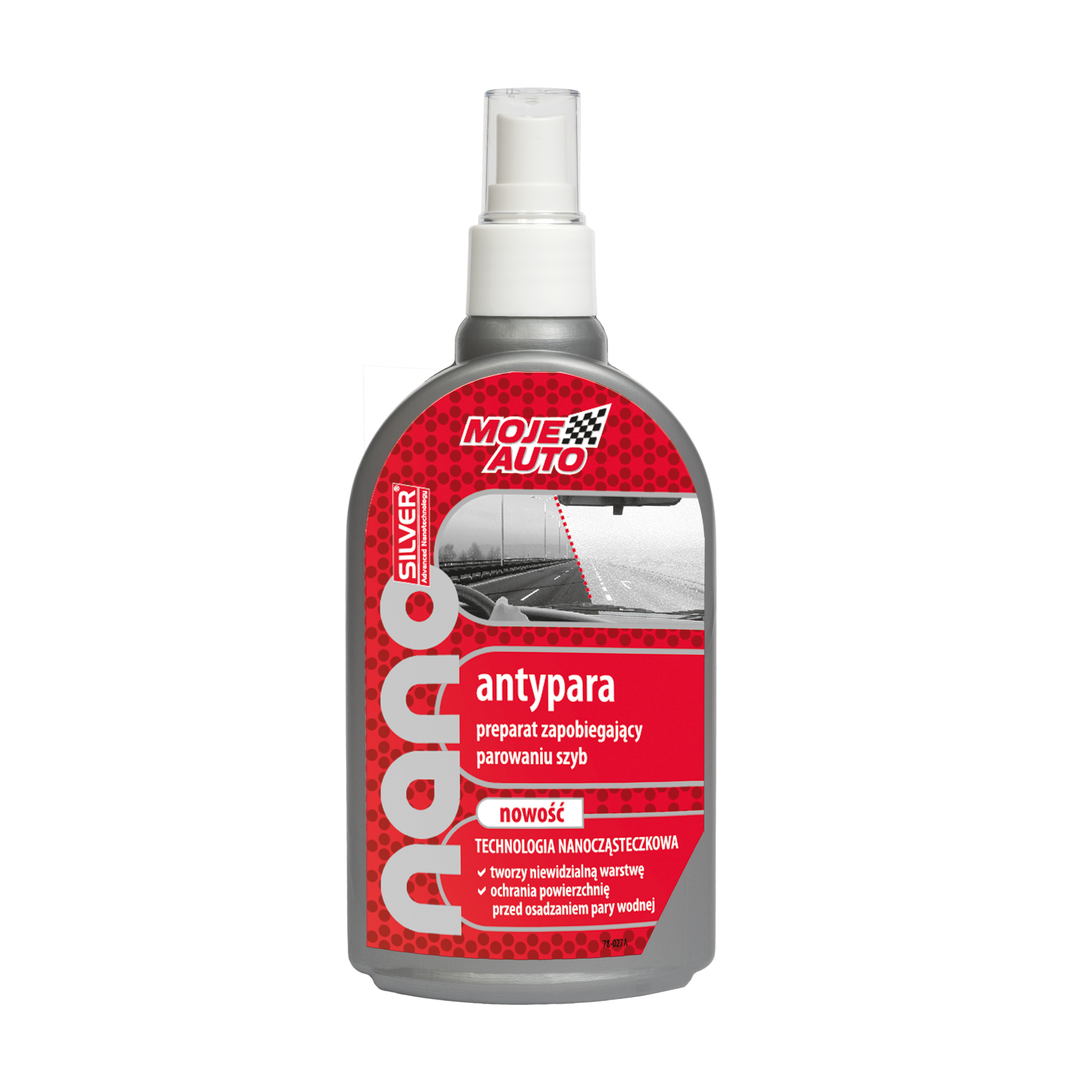 Antypara – preparat zapobiegający parowaniu szyb - 19-521