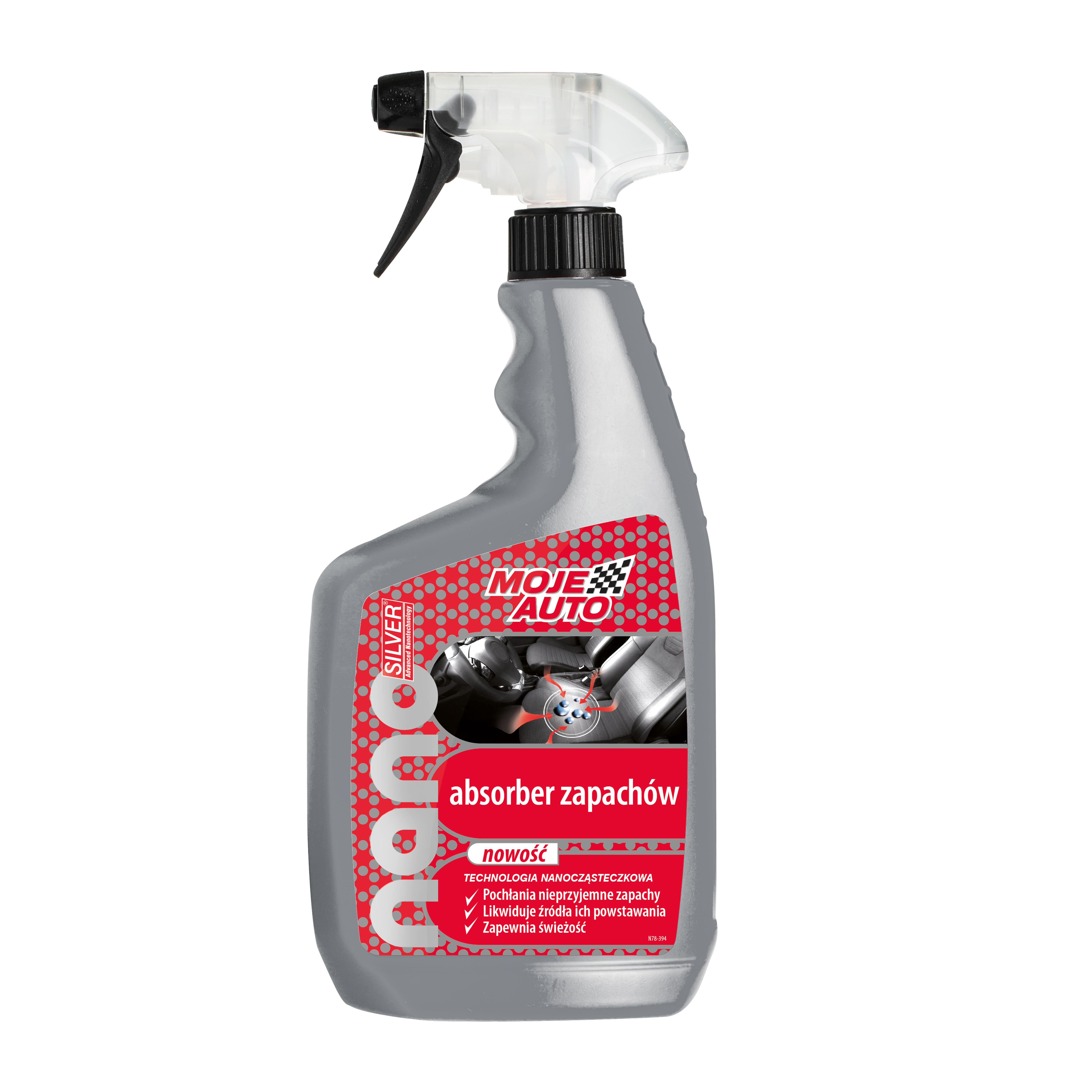 Nano Silver absorber zapachu - 19-552