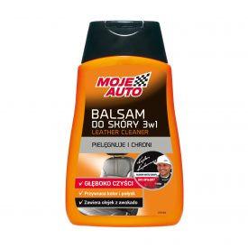 Moje Auto Balsam do czyszczenia skóry 3w1