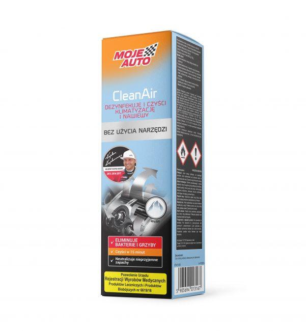 Moje Auto CleanAir Arctic - 19-583