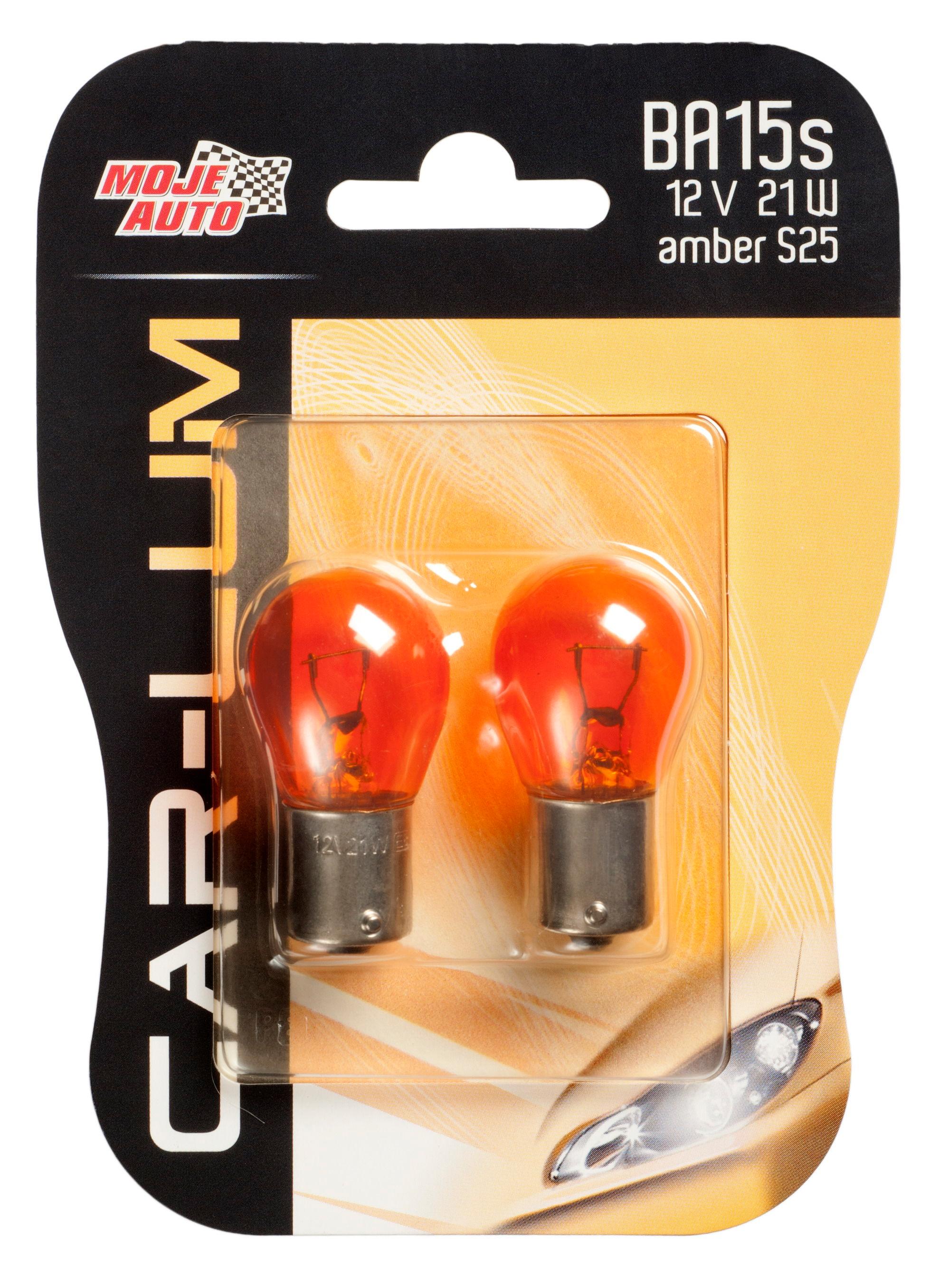 BAUI5S 21W 12V Amber (2Pak) 91-007