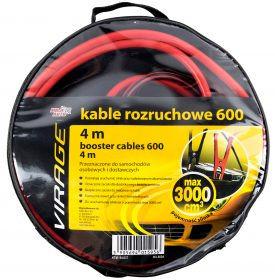 Kable rozruchowe Virage 600 4 m - 94-037